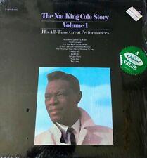 Nat King Cole THE NAT KING COLE STORY Vol. 1 - Near Mint