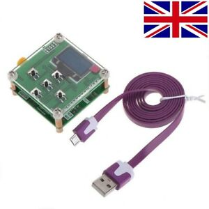 8GHz 1-8000Mhz OLED RF Power Meter -55~-5 dBm + Sofware RF Attenuation Value k