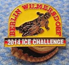 ICE SPEEDWAY CHALLENGE BERLIN GERMANY 2014 PIN BADGE
