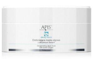 Apis Professional Oxygenating Face Algae Mask with Active Oxygen 100g