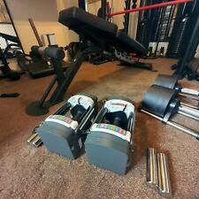 Powerblock sport  9.0  Adjustable Dumbbells  2 x 22.5 kg (45kg) Expandable