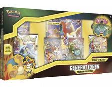 Pokemon Tag Team Generationen Premium Kollektion