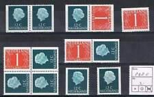 Alle combinaties uit PB08F (7 stuks) Postfris MNH