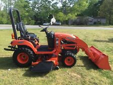 Nice Kubota Bx2660 4X4 Loader Mower Tractor with Only 350 Hours
