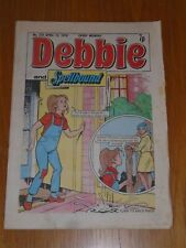 DEBBIE AND SPELLBOUND #270 15TH APRIL 1978 BRITISH WEEKLY_