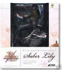 Used Alter FATE/UNLIMITED codes Saber Lily 1/8 PVC PAINTED