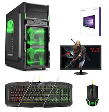 GAMER KOMPLETT PC AMD FX-8300 8x 4,2GHz, 16GB DDR3, 1TB HDD, GTX1050 TI Gaming