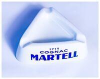 POSACENERE  PORTACENERE VINTAGE CERAMICA RICHARD GINORI    COGNAC MARTELL '50