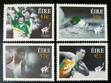 IRELAND 2003 SPECIAL OLYMPICS 11th World Summer Games Set of 4 Values SG 1585-8