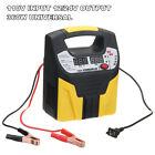 360w Digital Car Battery Charger Intelligent Pulse Repair Jump Starter Booster