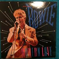 "David Bowie – Modern Love  1983 UK Vinyl 12"" Single  12EA158   NM   UNPLAYED"