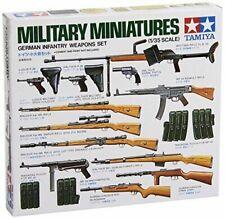 Tamiya 35111 1/35 German Infantry Weapons Set Model Kit