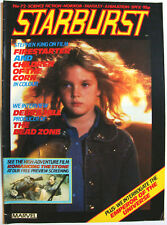 STARBURST 72 FIRESTARTER DEBRA HILL STAR WARS EMPEROR OF THE UNIVERSE JULY 1984