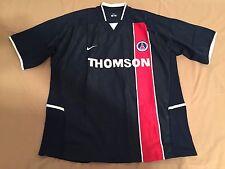 2003-2004 PSG Paris Saint-Germain Nike Replica Home SS No.9 Pauleta
