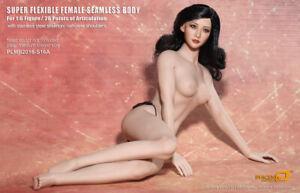 Phicen TBLeague S16A nahtloser Körper Pale / Blass mit Bikini in OVP