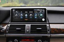 Android Auto GPS Satnav Headunit Stereo For BMW X5 E70 X6 E71 E72 2007-2014 Wifi