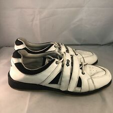 VS Men's White Weightlifting Shoes Body Building Shoes Size 15