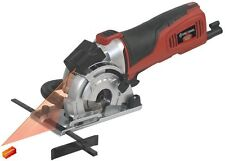 """King Canada Tools 8335L 3-1/2"""" MINI PLUNGE SAW KIT WITH LASER GUIDE W/ 3 BLADES"""