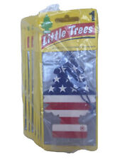 Little Trees Vanillaroma Pride Air Freshener Classic Scents (24 Pack)