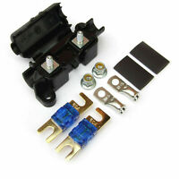 With 60 Amp Midi Fuses Terminals And Heat Shrink Midi Car Inline Fuse Holder