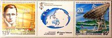 NEW CALEDONIA NEUKALEDONIEN 1996 1079-80 C278a Radio Cent. Telegrafie Marconi **