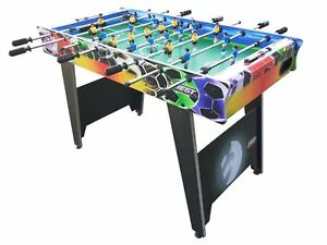 Best Sporting Tischkicker Soccer für Hobby + Familie hochwertiges Einstiegsgerät