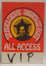 The Black Crowes - Original Cloth Concert Tour Backstage Pass