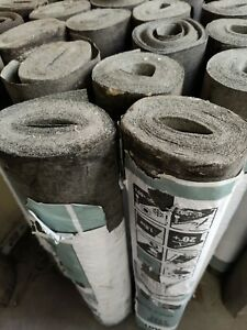 Shed Felt Green Mineral Fine Finish Felt L 10M OR 8 M x 1 M Slight Seconds