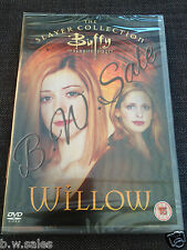 WILLOW BUFFY VAMPIRE SLAYER ALYSON HANNIGAN DVD NEW 4 Classic Episodes