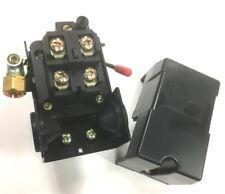 Puma 2e21 Af276dm Pressure Switch 90 Deg Unloader Valve 105 On 135 Psi Off