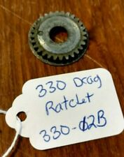 D.A.M. Dam Quick 330 Drag Ratchet - NICE (SK330-12B) USED