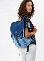 Sweaty Betty Velvet Backpack Blue