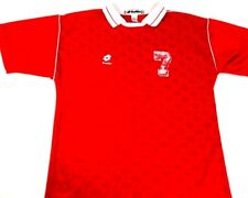 Vintage Soccer Jersey lotto Jersey lotto soccer Jersey lotto ITALIA Jersey XL