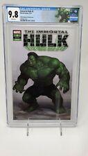 Immortal Hulk #2 CGC 9.8 5th Fifth Print Inhyuk Lee Variant Dr Frye 1st app COA