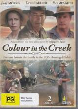 COLOUR IN THE CREEK - RAY MEAGHER - NEW & SEALED DVD - FREE LOCAL POST