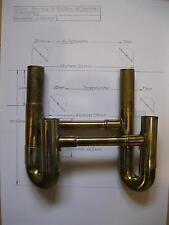 Stimmzug für Bariton- oder Tenorhorn, von B nach F, Alphorn, F-Tuba Simulation
