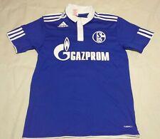 Schalke 04 home shirt 2010-2011 Youth L Benedikt Höwedes