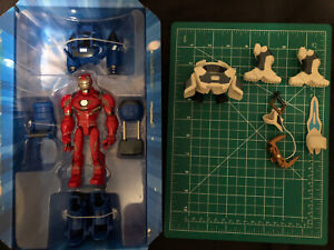 Marvel Toybox Iron Man From Hall Of Armor