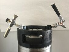 Mini Co2 Regulator Kit Complete Assembly for Ball Lock Corny Keg Dispensing