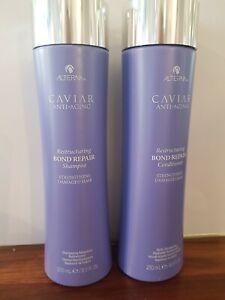 Caviar Repair-x Instabd bond repair Shampoo And Conditioner