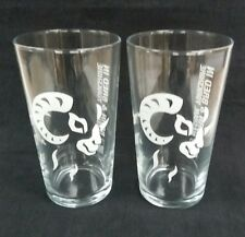 Sharps Atlantic Pint Glass X 4 CE Marked New And Unused