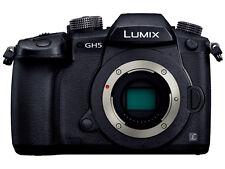 NEW PANASONIC LUMIX DC-GH5 20.3M 4K Mirrorless ILC DC with WiFi, Bluetooth*Offer