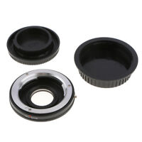 For Minolta MD MC Lens to Canon EOS Body Adapter Focus to Infinity w/ Glass