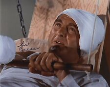 Sid Caesar Signed Autographed It'S A Mad Mad Mad Mad World Color Photo