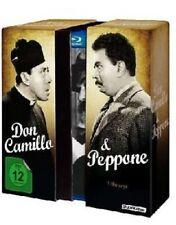Blu-ray Box * Don Camillo & Peppone Edition * NEU OVP * (und,and)
