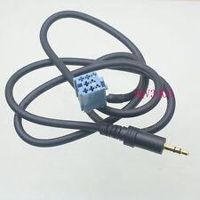 3.5mm Input Audio Cable Aux Adapter ~ Blaupunkt MP3 CD Porsche Becker CDR22 3FT
