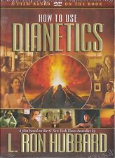 HOW TO USE DIANETICS - Based on L. Ron Hubbard's Book (NEW/SEALED 2xDVD SET '10)