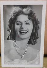 VTG 1930's MOVIE CARD GRETA GARBO