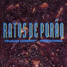 Ratos de Porao -  Feijoada Acidente? - Internacional Original Braz Ed.OOP Sealed