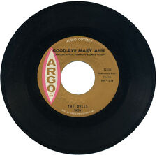 """DELLS  """"GOOD-BYE MARY ANN c/w AFTER YOU""""    NORTHERN SOUL    LISTEN!"""